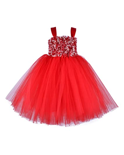 94ee075a7240 Felcy Fashions Baby-Girls' Full Tutu Dress (Tt002, 3-4Yrs): Amazon ...