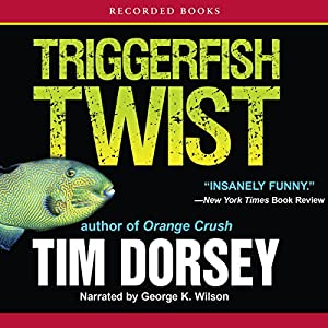 Triggerfish Twist Audiobook