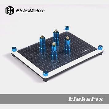 Amazon.com: Tekit EleksFix - Soporte magnético para placa de ...