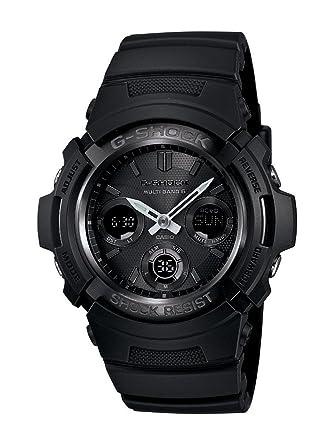 28f51ac47 Amazon.com: Casio Men's AWGM100B-1ACR