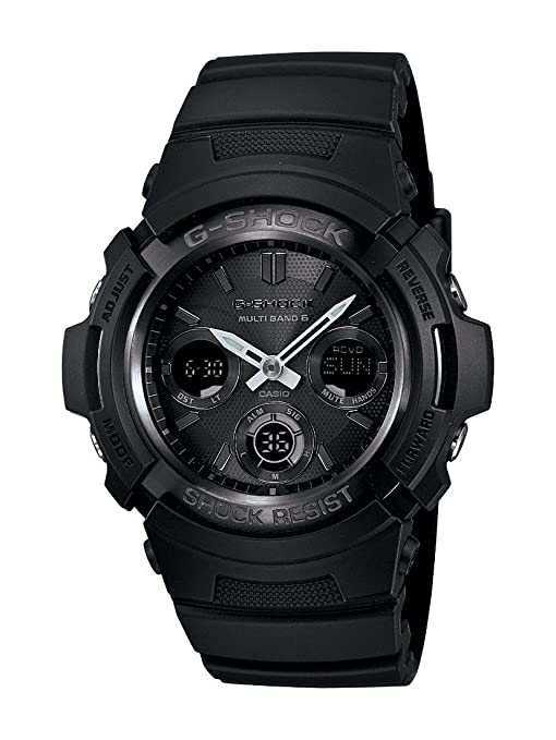 Casio Men's G-Shock AWGM100B-1A