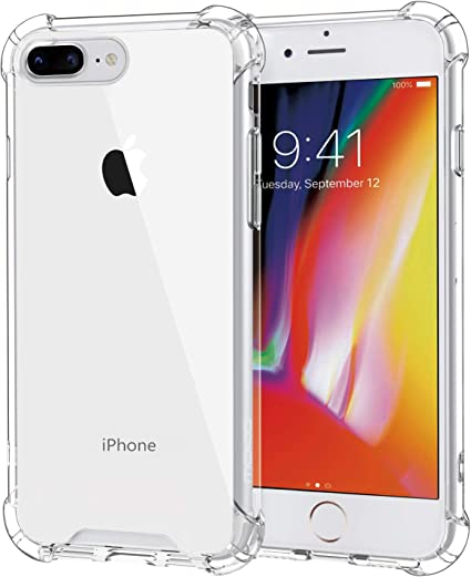 Amazon Com Moko Cover Compatible For Iphone 7 Plus Case Iphone 8