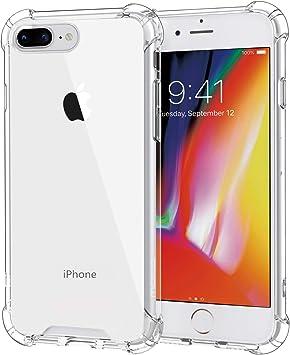 MoKo Compatible con iPhone 8 Plus / 7 Plus 5.5