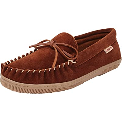 Slippers International Women's Indoor/Outdoor Lined Moccasin Slipper | Shoes