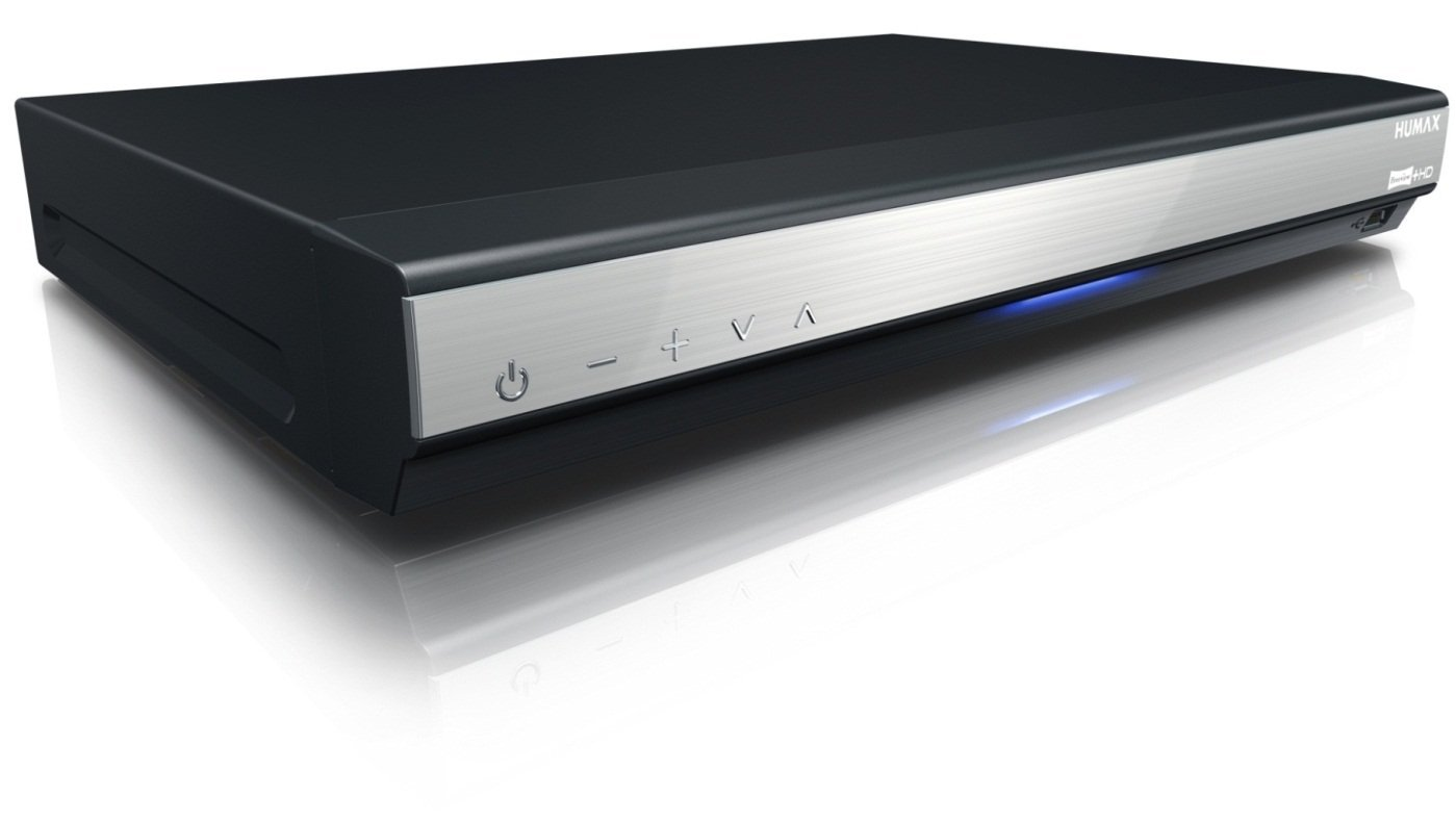 HUMAX HDR-2000T 500GB Freeview HD Digital TV Recorder(Renewed)