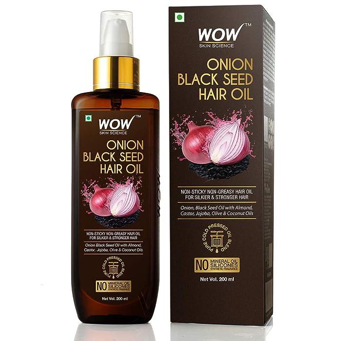 The Best Coconut Black Castor Oil Hair Food