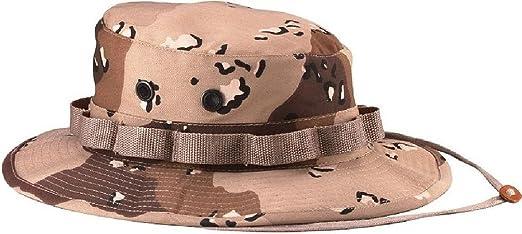 Bush Hat Auscam -Sizes S Poly Cotton XL Army /& Military