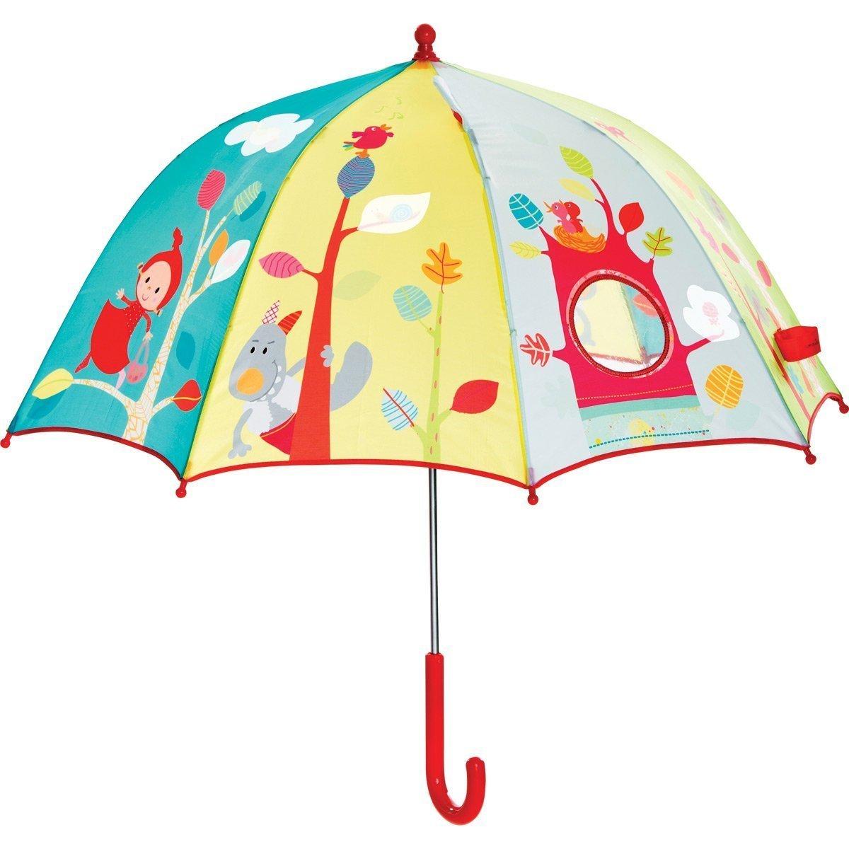 Lilliputiens Parapluie Forêt 107051