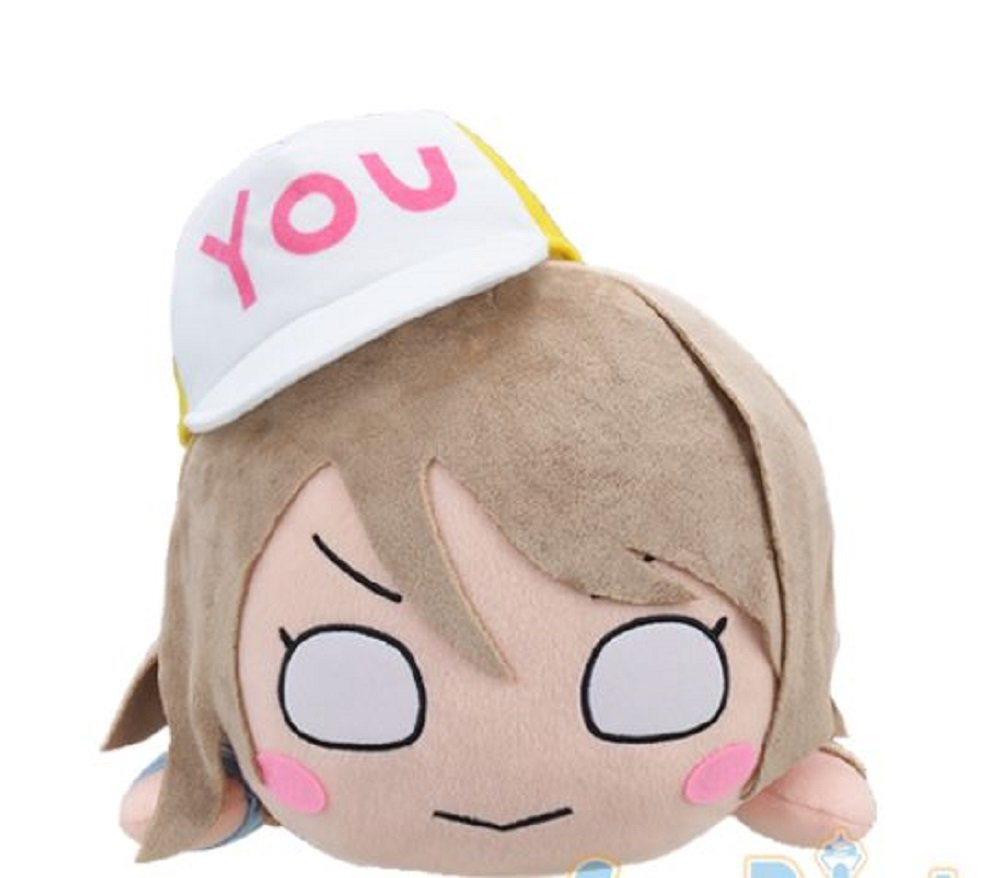 mega jumbo Nesoberi stuffed Watanabe You I love okay F//S Love live Sunshine !
