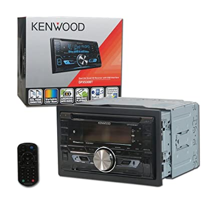 Amazon com: 2018 Kenwood Double DIN Car MP3 CD receiver USB