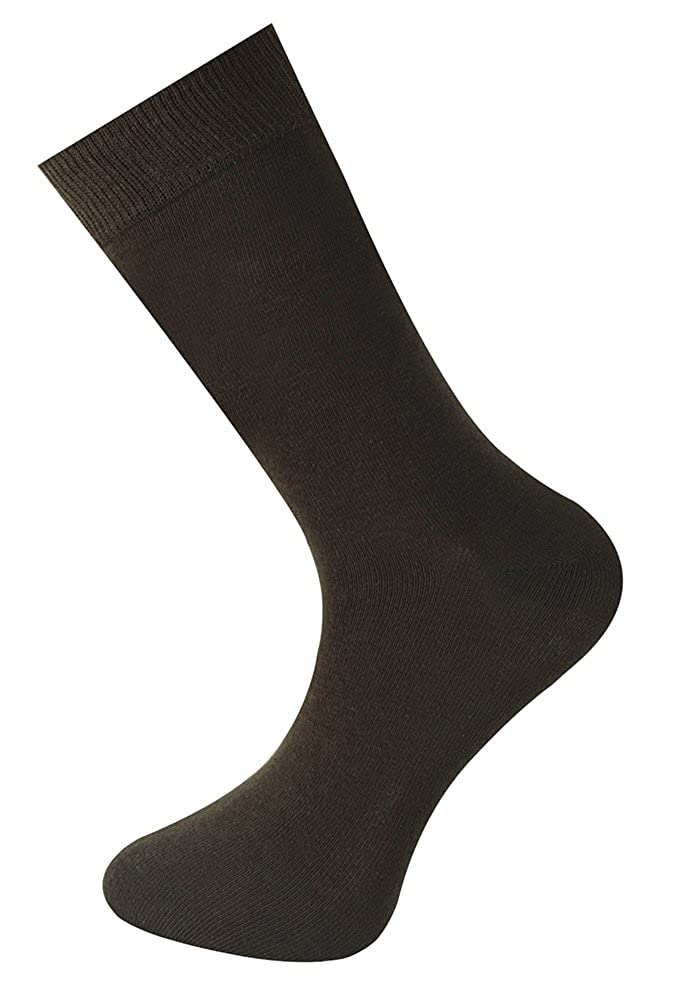 Mysocks® Men and Women Plain Colour Socks Finest Combed Cotton BMP0a