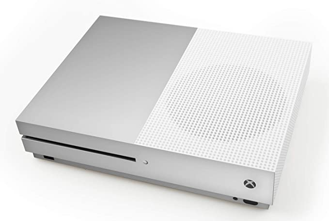 atFoliX Skin compatible con Microsoft Xbox One S, Sticker Pegatina ...