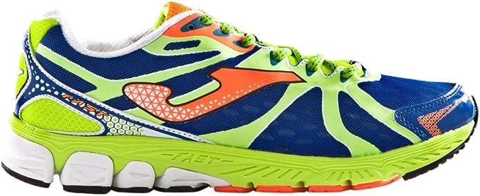 JOMA Fast - Zapatillas para Hombre, Color Azul, Talla 43: Amazon.es: Zapatos y complementos