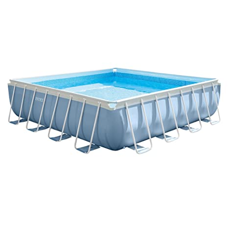 Piscine Fuori Terra Intex.Piscina Fuori Terra Intex Square Pools 488 X 488