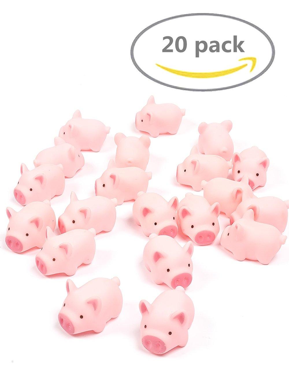 Juguete del ba o del beb del cerdo del colch envio - Juguetes bano bebe ...