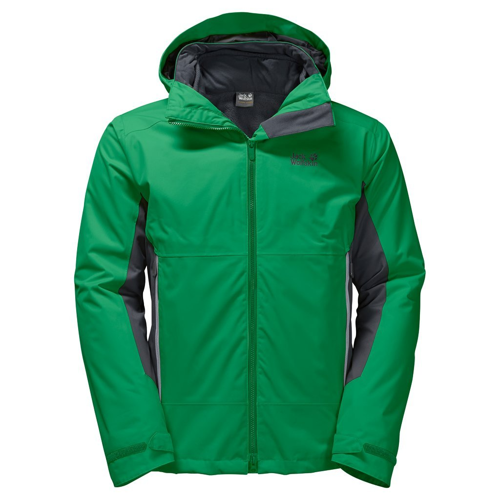 Jack Wolfskin Men's North Border Jacket Jack Wolfskin -- Domestic