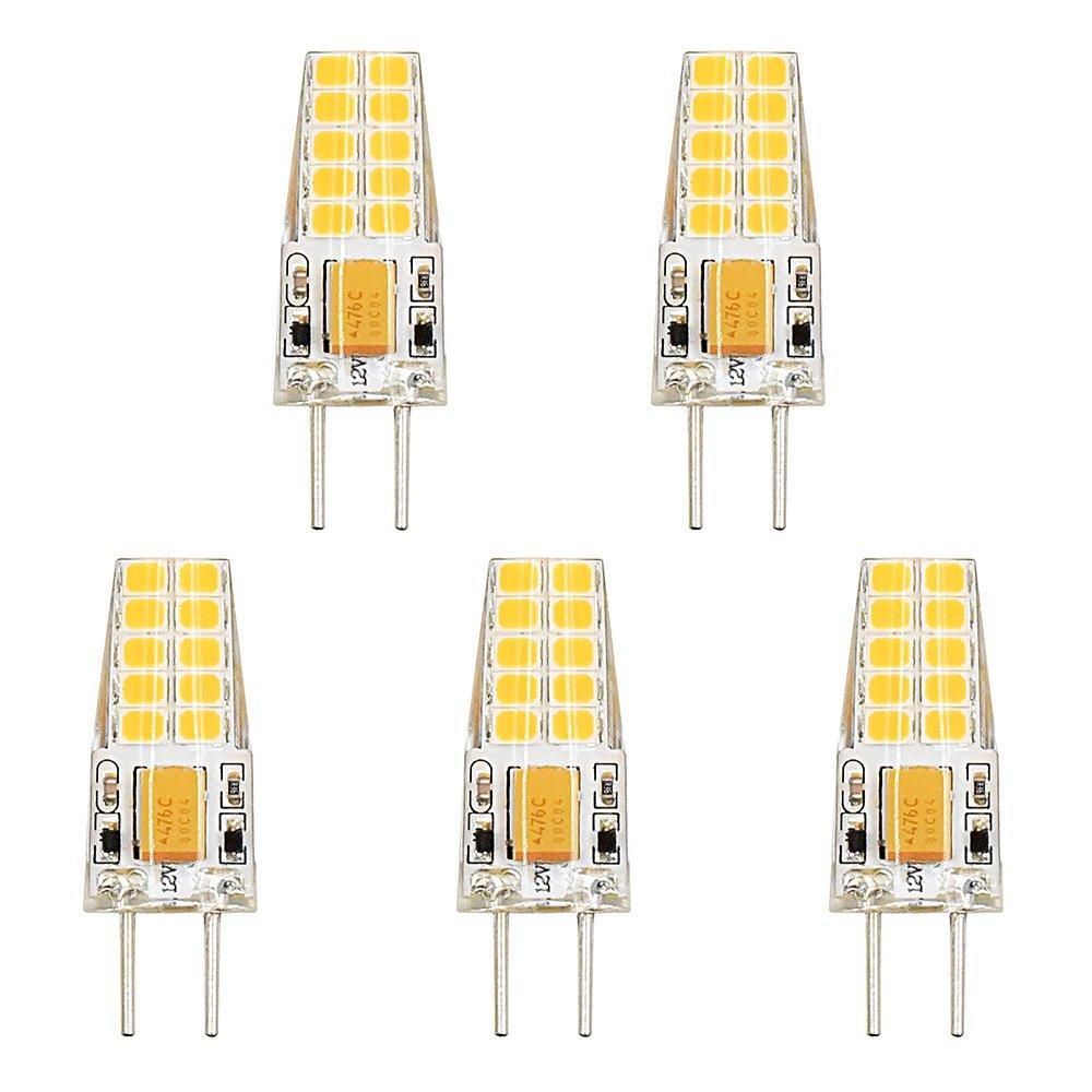 12v G6 35 Led Light Bulb Bi Pin Jc Type 3w Gy6 35 Led 30w