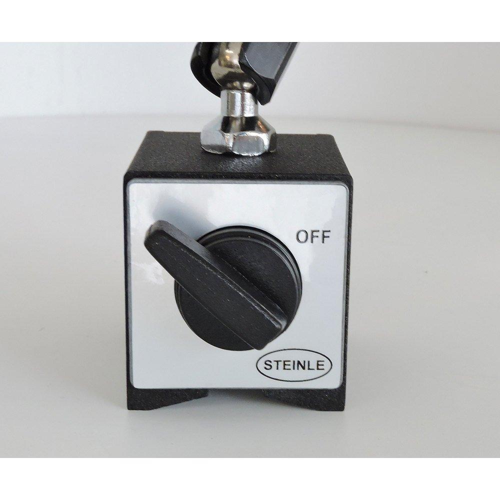 poids Steinle magn/étique Tr/épied avec dispositif de serrage Centrale 380/mm avec r/églage fin type 1.69 3403/63/x 50/x 55/mm daction Prix valable jusqu/à 31.08.2016