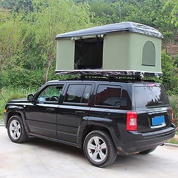 Xljh Nueva Tienda de Techo FRP Tienda de campaña Tienda de vehículos Todo Terreno para Camping Exterior Totalmente automática: Amazon.es: Deportes y aire libre