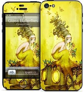 GelaSkins Glass Butterflies iPhone 5 - mobile phone cases Multi