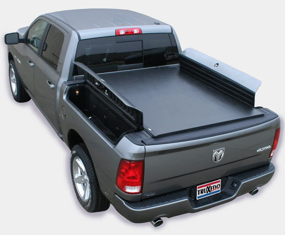 Amazon Com 2012 2014 Dodge Ram 1500 2500 3500 With Ram Box 6 4 Bed Truxedo Lo Pro Qt Soft Roll Up Tonneau Cover Automotive