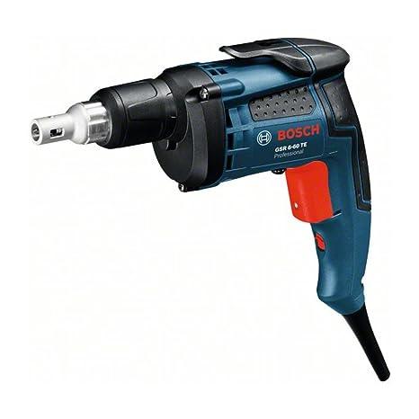 BOSCH 0601445200, Atornillador (GSR 6-60 TE, 701 W. 6000 rpm