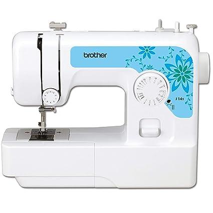 "Brother j14s máquina de coser mecánica, novedad, """