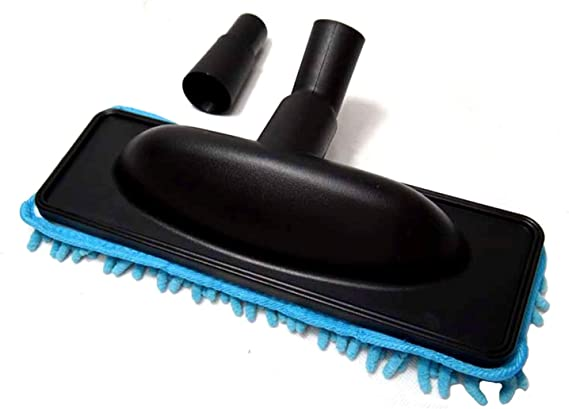 Boquilla aspiradora universal con microfibra fregona | Agua Accesorio aspirador, boquilla para suelos duros, universal Mopa Boquilla: Amazon.es: Hogar