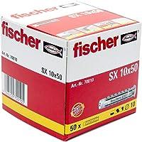 Fischer 70010 Taco SX 10x50 (Caja de 50