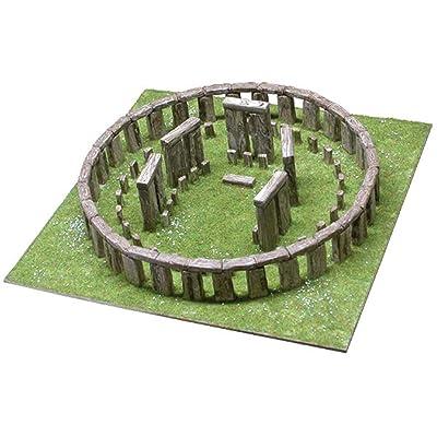 AEDES aedes1268 30 x 16 x 4 cm Stonehenge Modelo Kit: Juguetes y juegos