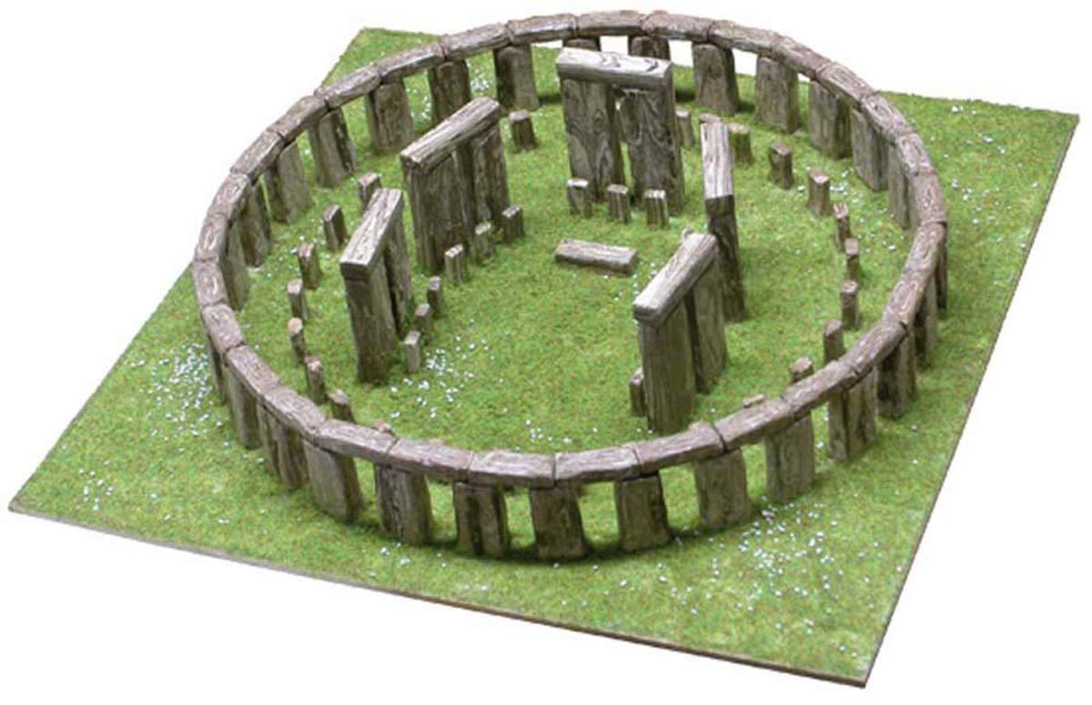 Asiatische aedes1268 30 x 16 x 4 cm Stonehenge Model Kit B004YW3ZRK Bau- & Konstruktionsspielzeug Spielzeugwelt, fröhlicher Ozean | Verwendet in der Haltbarkeit