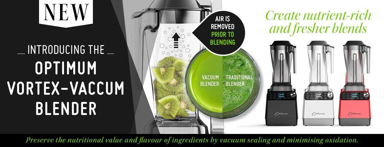 Optimum vacío VERS adhesivo sener Licuadora vac2 con de BPA libre ...