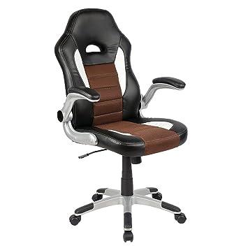 grand choix de d52a5 92613 Fauteuil chaise de bureau avec Double rembourrage classe de ...