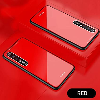 Amazon.com: Funda de Cristal Espejo para Xiaomi Mi 8 Lite 9 ...