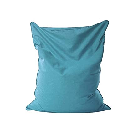 Amazon.com: arout 140x110cm Lazy Bean Bag Sofas Cloth ...
