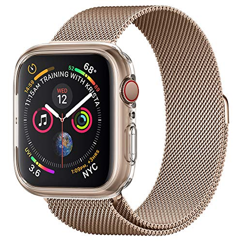 Spigen Liquid Crystal Designed for Apple Watch Case for 40mm Series 4 (2018) - Crystal Clear
