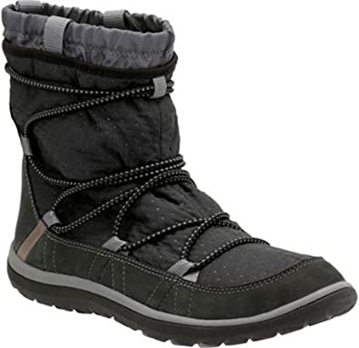 Clarks Kids Boys Girls Winter warm Snow Boots