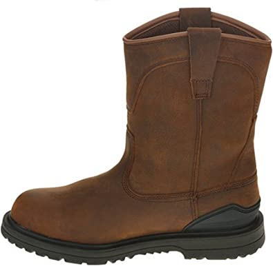 Bison Steel Toe Waterproof Work Boot