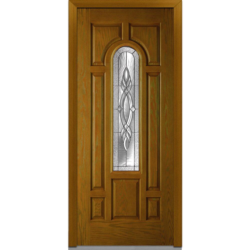 Amazon National Door Company Brentwood Decorative Glass 34