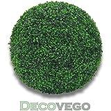 Buis Boule de buis Plante Artificiel Artificielle Plastique Ø45cm Décoration Decovego