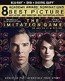 The Imitation Game [Blu-ray + DVD + Digital Copy]