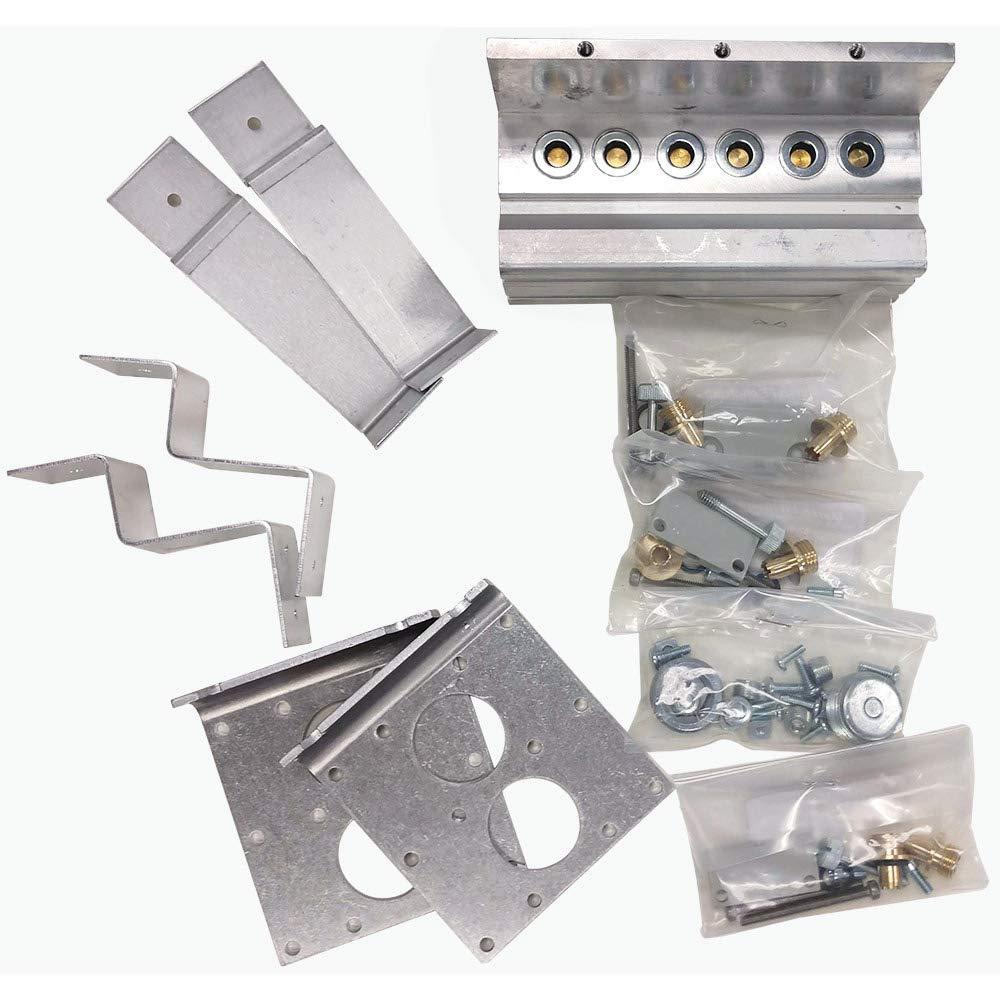 Simport SlideFile M700-100W Polystyrene Storage System Case of 10 9-5//8 L x 3-1//4 W x 3-3//8 H White
