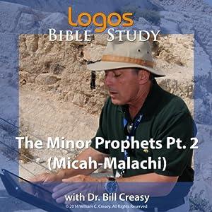 The Minor Prophets Pt. 2 (Micah-Malachi) Lecture