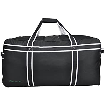 Amazon.com: TronX Pro Hockey equipo bolsa de viaje (negro ...