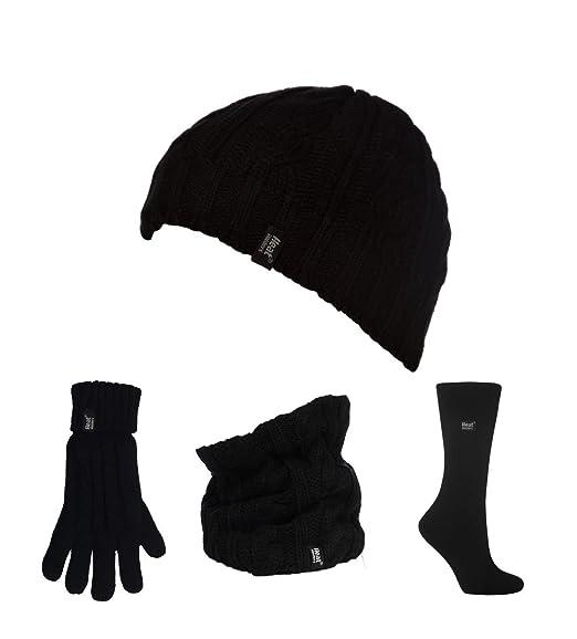 502800446ee Colour  Heat Holders - Ladies thermal winter warm Hat