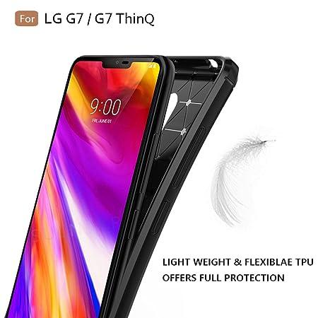 Amazon.com: LG G7 ThinQ case,LG G7 Fit Case,LG G7 One Case ...