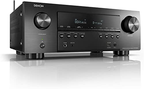 AVR-S950H 7.2-Ch x 90 Watts A V Receiver w HEOS Renewed