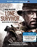 Lone Survivor Walmart Exclusive Edition Bluray