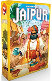 Amazon.com: Asmodee Jaipur: Toys & Games