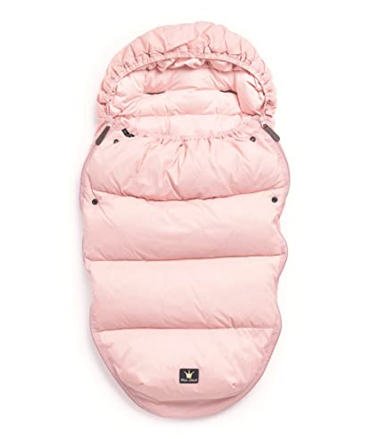 Elodie Details Powder Pink Rosa saco de dormir para bebé - Sacos de dormir para bebés